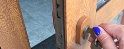 Brockley locks change